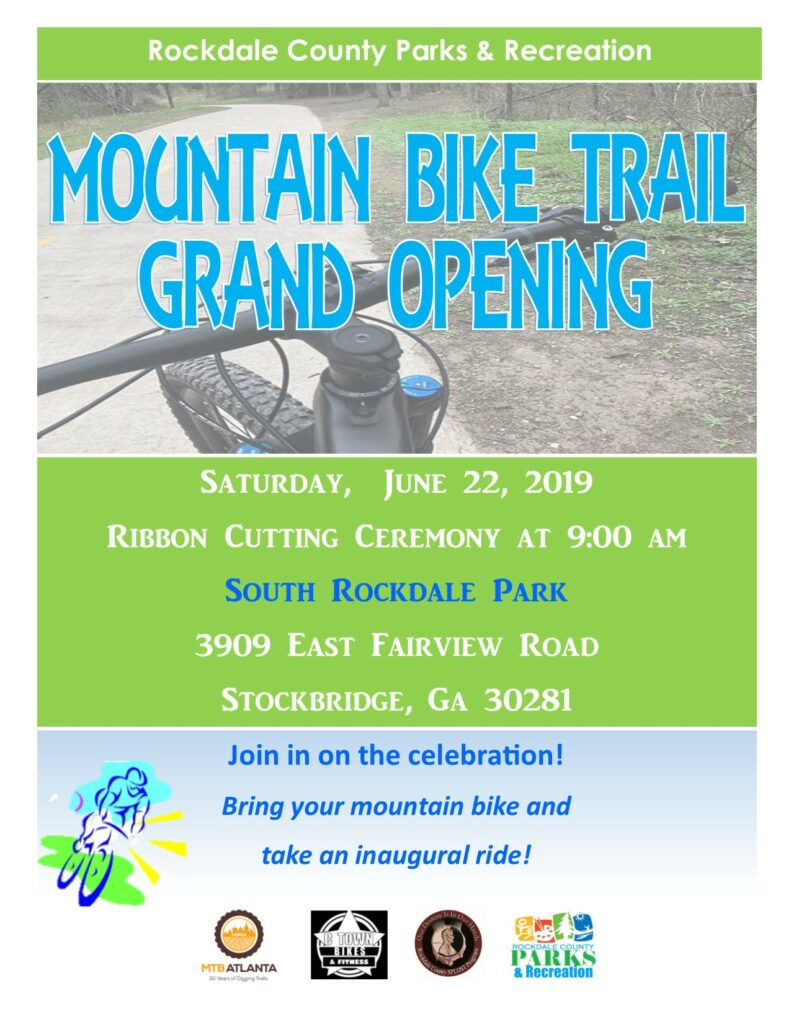 Mountain Bike Trail Grand Opening @ South Rockdale Park
