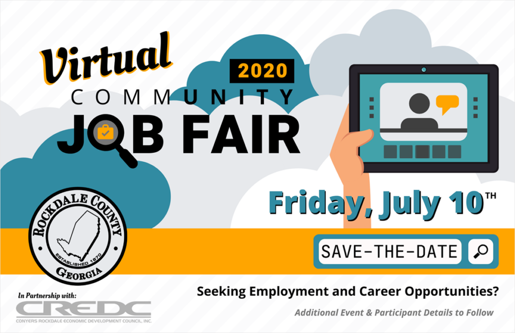 Virtual Community Job Fair