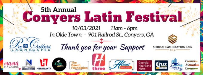 Conyers Latin Festival @ Olde Town Conyers